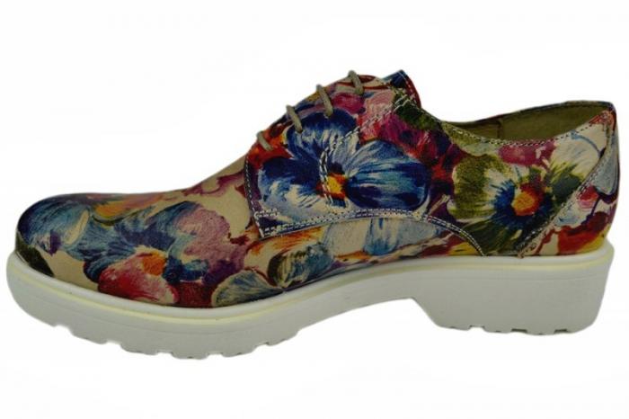 Pantofi Piele Prego Eva 1