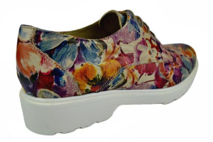 Pantofi Piele Prego Eva 3