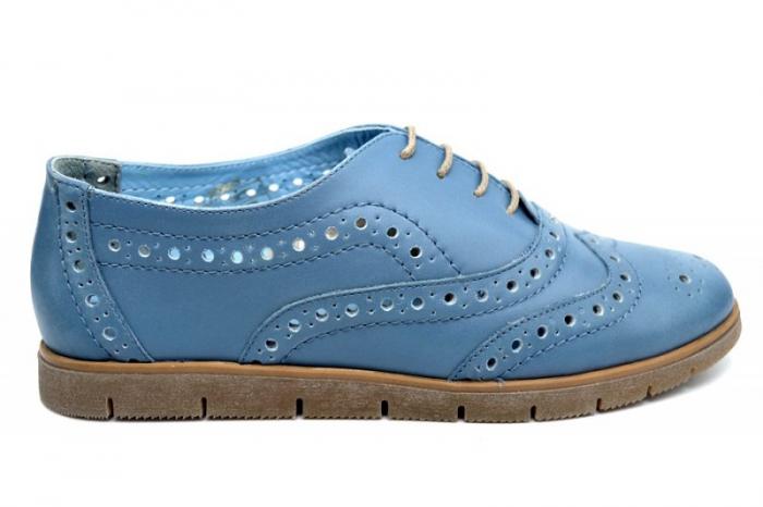 Pantofi Piele Randa 0