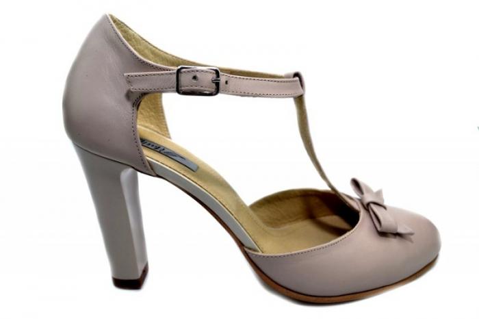 Pantofi Piele Rebecca 0