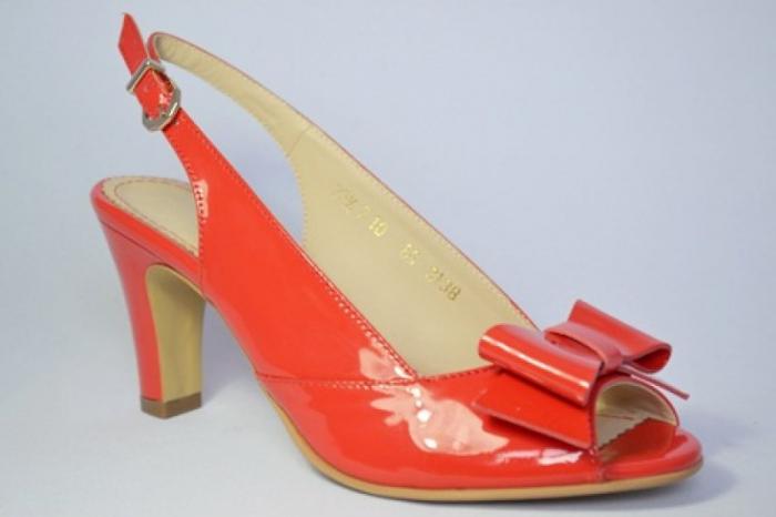 Pantofi-Sanda Piele Naturala Guban Coray Lolita 3
