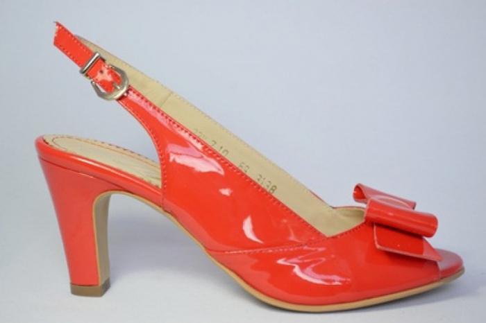Pantofi-Sanda Piele Naturala Guban Coray Lolita 0