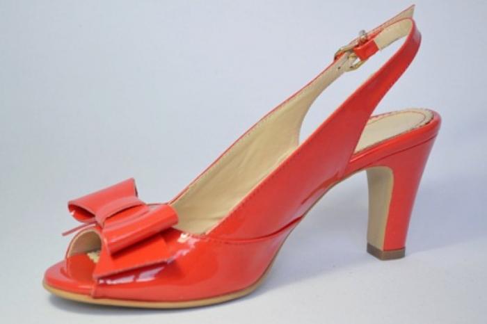 Pantofi-Sanda Piele Naturala Guban Coray Lolita 2