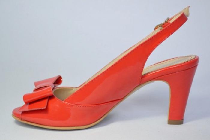 Pantofi-Sanda Piele Naturala Guban Coray Lolita 1
