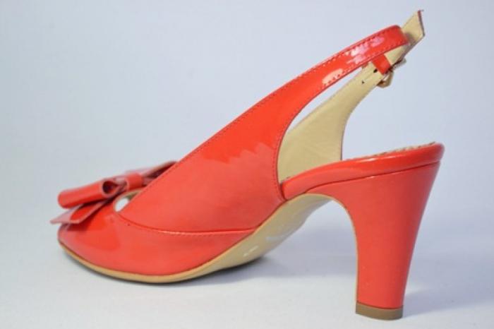 Pantofi-Sanda Piele Naturala Guban Coray Lolita 5