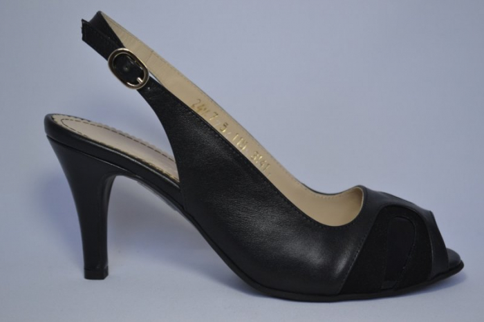 Pantofi-Sanda Piele Guban 0