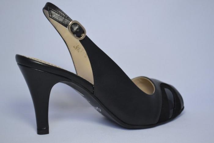 Pantofi-Sanda Piele Guban 4