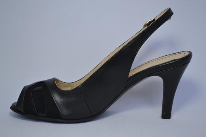 Pantofi-Sanda Piele Guban 1