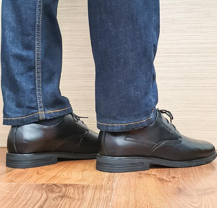 Pantofi Barbati Piele Naturala Otter Filip B00099 1