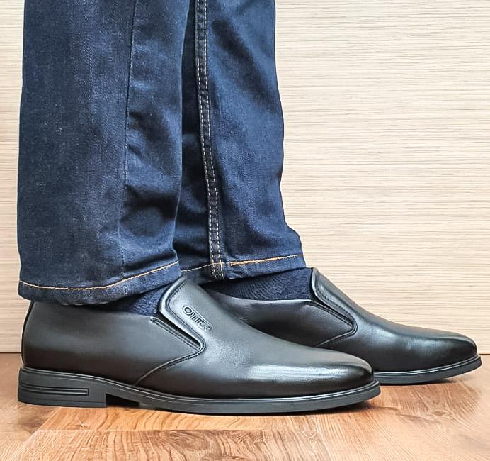 Pantofi Barbati Piele Naturala Otter Filimon B00100 0