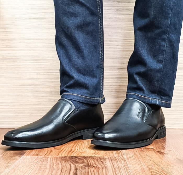 Pantofi Barbati Piele Naturala Otter Filimon B00100 1