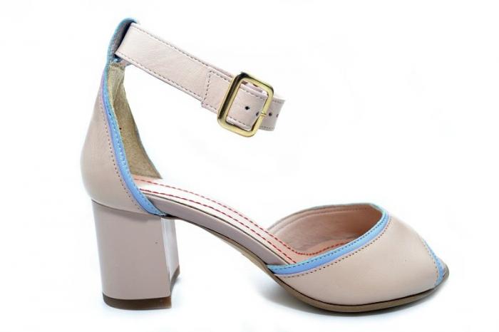 Sandale Piele Bonnie 0