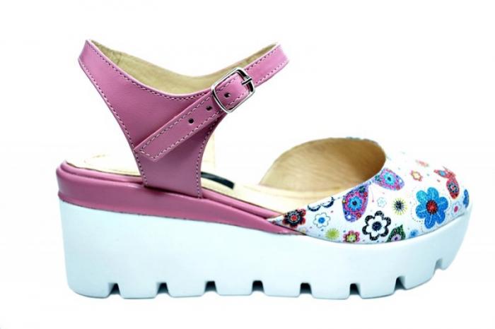 Sandale Piele Doris [0]