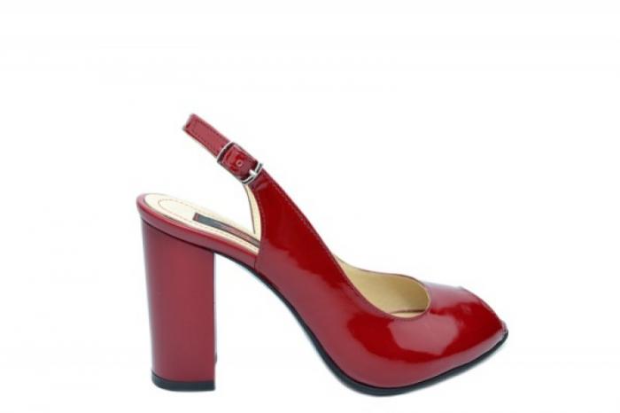 Sandale Piele Graziela [0]