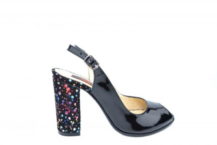 Sandale Piele Graziela 0