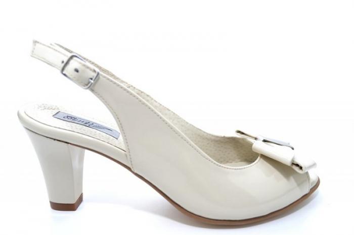 Sandale Piele Katarina 0