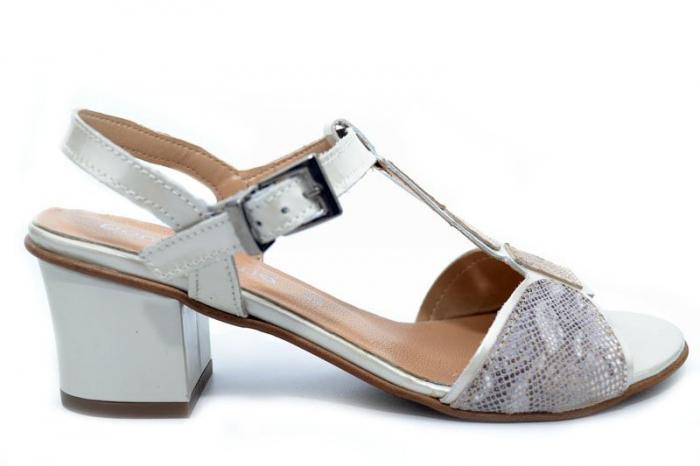 Sandale Piele Louisa D01264 0