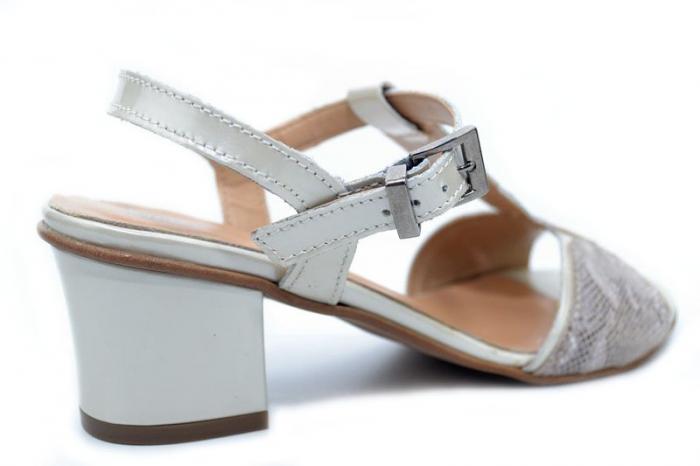 Sandale Piele Louisa D01264 3
