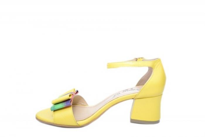 Sandale Piele Corvaris Perla 1