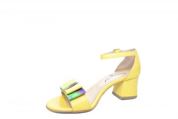 Sandale Piele Corvaris Perla 2