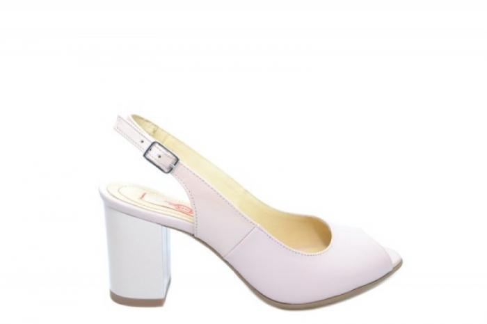 Sandale Piele Rosalinda 0
