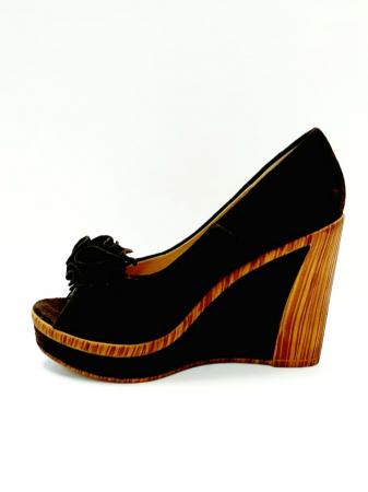 Pantofi Dama Piele Naturala Maro Ileana D027031