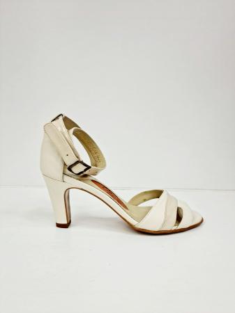 Sandale Dama Piele Naturala Bej Guban Noella D02769 [1]