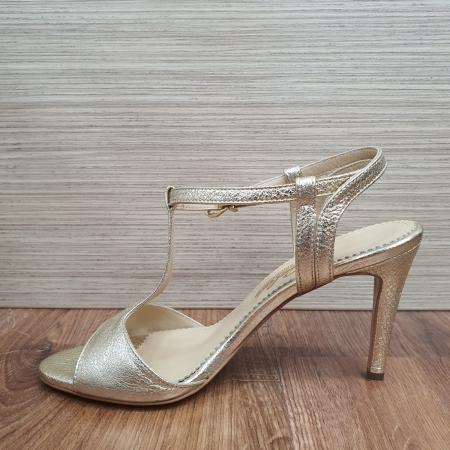 Sandale Piele Naturala Guban Aurii Fifi2
