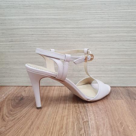 Sandale Piele Naturala Guban Nude Fifi [3]