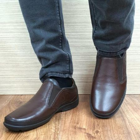 Pantofi Casual Barbati Piele Naturala Maro Anastasis B000582