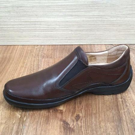 Pantofi Casual Barbati Piele Naturala Maro Anastasis B000584