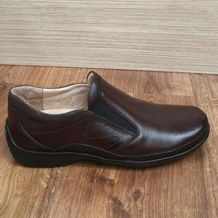 Pantofi Casual Barbati Piele Naturala Maro Anastasis B000585