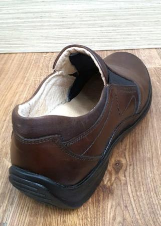 Pantofi Casual Barbati Piele Naturala Maro Anastasis B000586