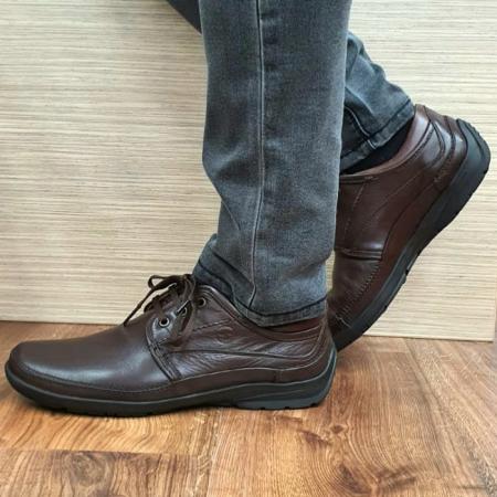 Pantofi Barbati Casual Piele Naturala Maro Iacob B000600
