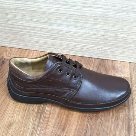 Pantofi Barbati Casual Piele Naturala Maro Iacob B000603