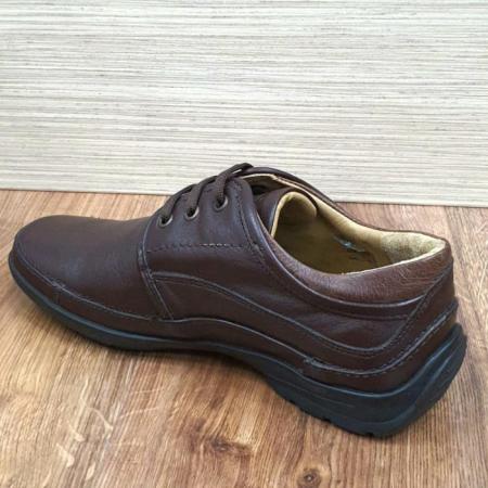 Pantofi Barbati Casual Piele Naturala Maro Iacob B000604