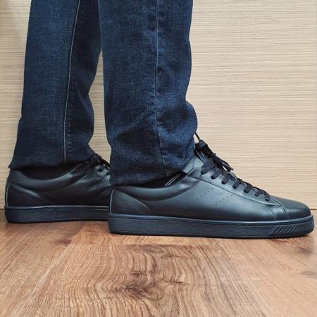 Pantofi Barbati Casual Piele Naturala Bleumarin BIT Alan B000670