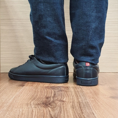 Pantofi Barbati Casual Piele Naturala Bleumarin BIT Alan B000673