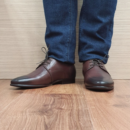 Pantofi Barbati Piele Naturala Maro Achim B000792