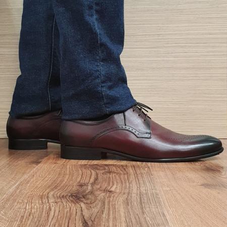 Pantofi Barbati Piele Naturala Grena Ioachim B000860