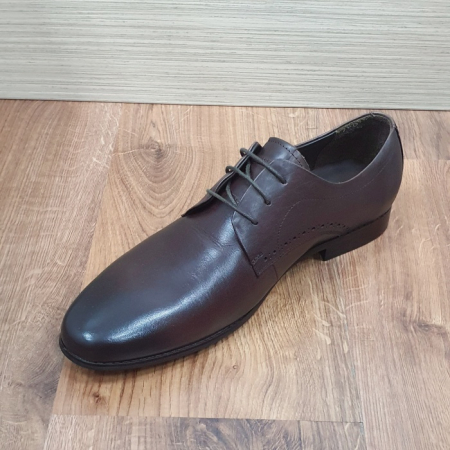Pantofi Barbati Piele Naturala Maro Cirus B000877