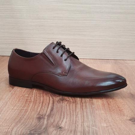 Pantofi Barbati Piele Naturala Maro Aristide B000894