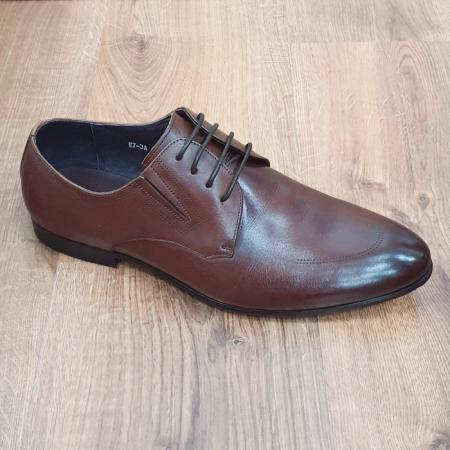 Pantofi Barbati Piele Naturala Maro Aristide B000895
