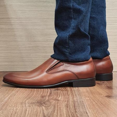 Pantofi Barbati Piele Naturala Maro Darian B000921