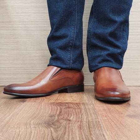 Pantofi Barbati Piele Naturala Maro Darian B000922