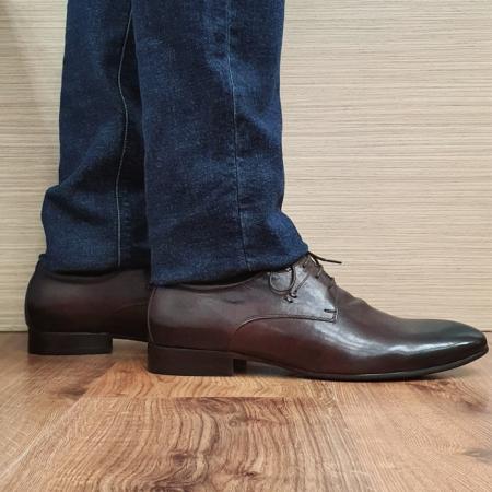 Pantofi Barbati Piele Naturala Maro Darie B000940