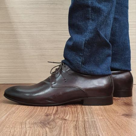 Pantofi Barbati Piele Naturala Maro Darie B000941