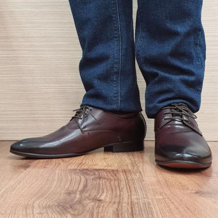 Pantofi Barbati Piele Naturala Maro Darie B000942