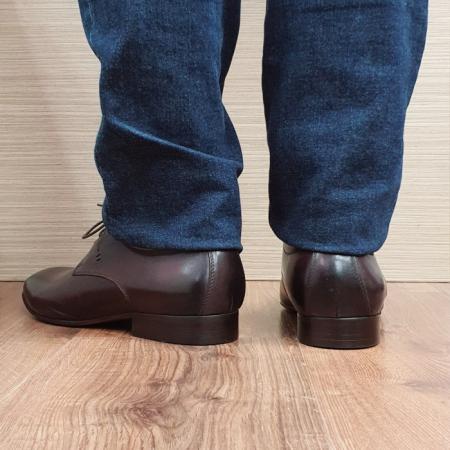 Pantofi Barbati Piele Naturala Maro Darie B000943