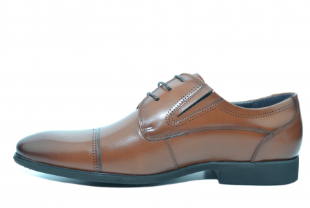 Pantofi Barbati Piele Naturala Maro Eliot B000491